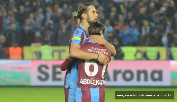 Trabzonspor'da plan belli